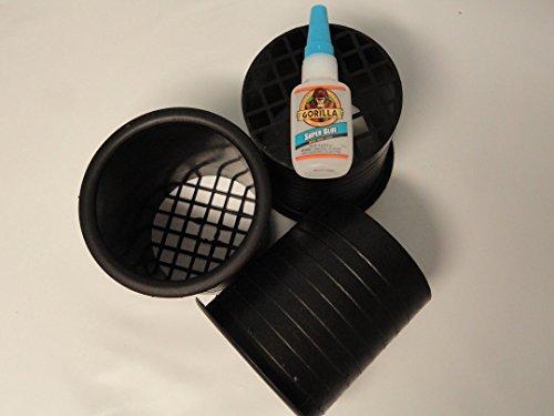 "3 Case Pack Kit 4"" X 4.5"" Subwoofer Speaker Ports With Gorilla Glue front-426726"
