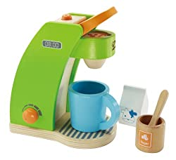 Hape - Playfully Delicious - Coffee Maker - Play Set by Hape