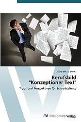 """Berufsbild  """"Konzeptioner Text"""": Tipps und Perspektiven für Schreibtalente"""