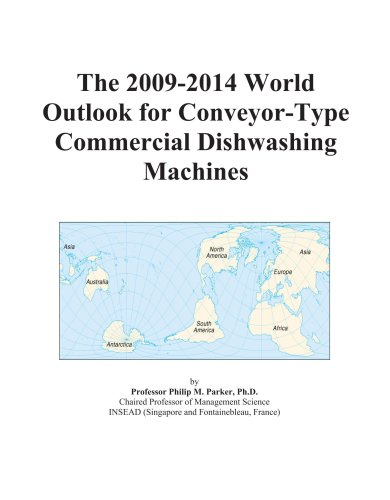 The 2009-2014 World Outlook For Conveyor-Type Commercial Dishwashing Machines front-620406