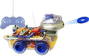 Elenco Electronics Snap Circuits Deluxe Snap Rover