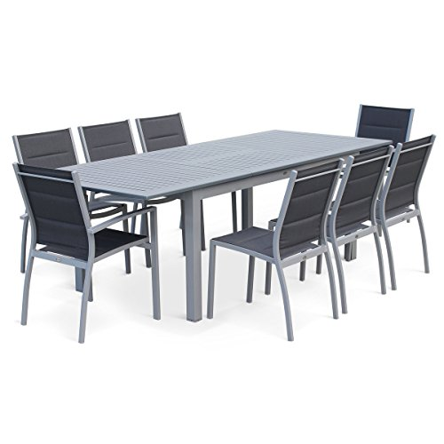 Table De Jardin Aluminium Les Bons Plans De Micromonde
