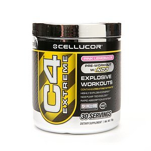 Cellucor C4 Extreme - 30 Servings - Pink Lemonade Flavor