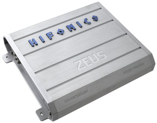 Hifonics Zrx1200.1D Zeus Amplifier