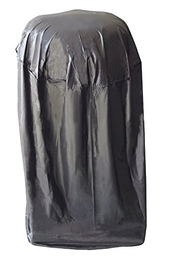 iCOVER Heavy Duty Vertical classic outdoor BBQ Barbecue Dome Smoker Cover G11601 for weber char-broil Brinkmann. (Charcoal Smoker Cover compare prices)