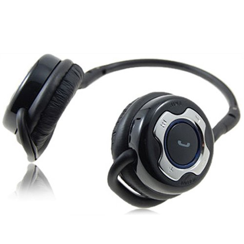 Bluetooth 2.1 Wireless Stereo Headphones/Headset with Noise Cancellation use with Ipad/iphone/Mobile/MP3/Laptop etc