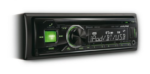 Alpine-Electronics-Autoradio-Alpine-Car-Audio-CDE-173BT-CDE-173BT