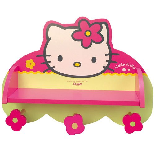 Etagere hello kitty pas cher - Bureau hello kitty pas cher ...