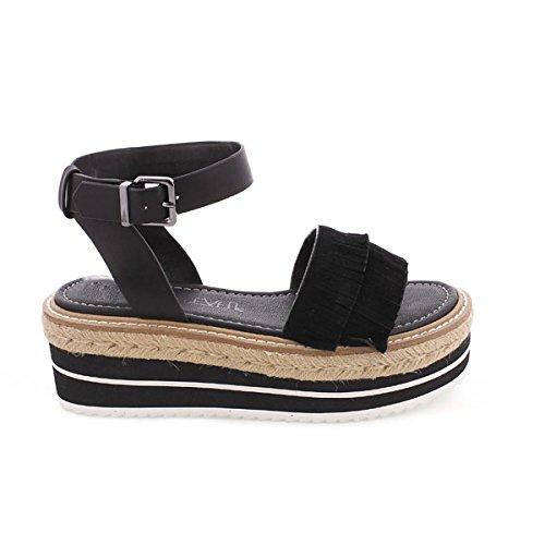 Sixtyseven Donna 77921 Abito scarpe nero Size: 36