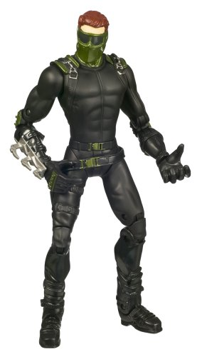 Picture of Hasbro SPIDER MAN BATTLE ACTION FIGURE NEW GOBLIN (B000SLKOPW) (Hasbro Action Figures)