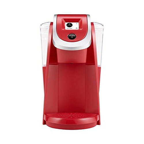 Touch-screen LCD K250 Keurig 2.0 Brewer - Red (Touch Screen Keurig compare prices)
