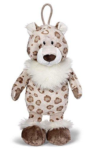 Nici 36070 - Wärmflasche Schneeleopard Junge, figürlich, 350 ml