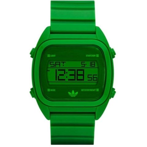 Adidas ADH2730 SYDNEY Green Digital Watch