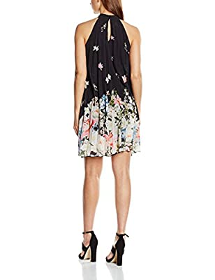 Lipsy Women's Pleated Floral Dress