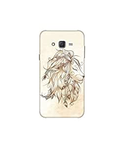 KolorEdge Printed Back Cover For Samsung Galaxy J2 Multicolor - (8414-Ke11258SamJ2Sub)