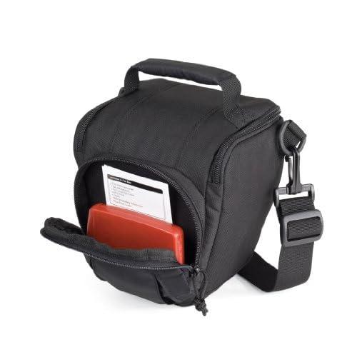 【国内正規品】Lowepro ズームバッグ/ホルスター TLZ 45 AW レインカバー ブラック 361845