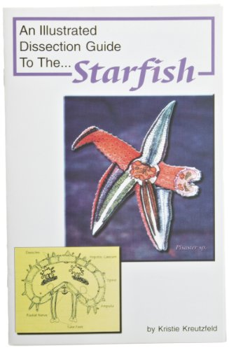 Frey Scientific 597018 Mini-Guide to Starfish Dissection