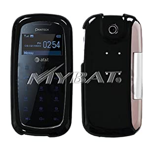 PANTECH: P7000 (Impact) Solid Black Phone Protector Cover