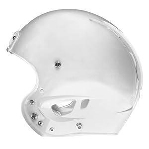 Rawlings Momentum Football Helmet, White, Small