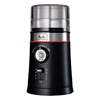 Melitta coffee grinder.