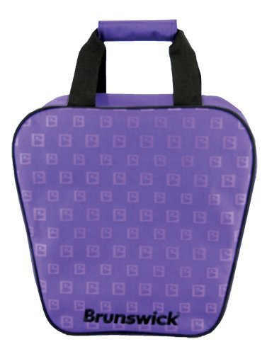 Bowlingtasche BRUNSWICK Dyno Single - purple