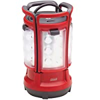 Coleman Quad LED Lantern by D and H Distributing Co