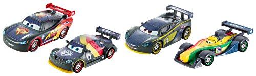 DHM95 - Verkehrsmodelle, Carbon Racers Die-Cast 4-er Pack