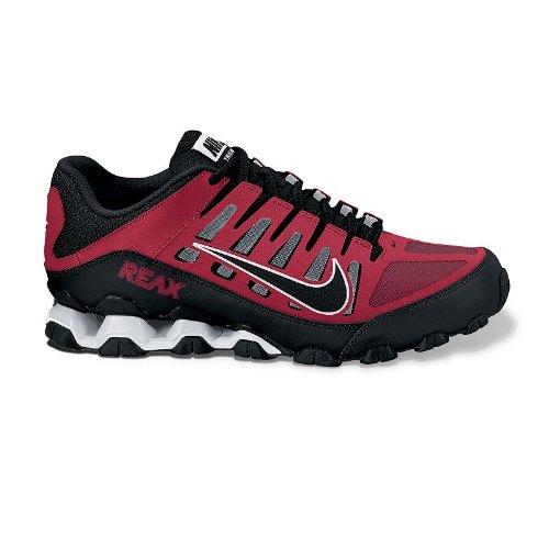 e159c1279 Nike Men REAX 8 TR Mesh High Performance Cross Trainers 621716 600 Gym Red  Black White Lt Crimson US 7 5 UK 6 5 EU 40 5 CM 25 5