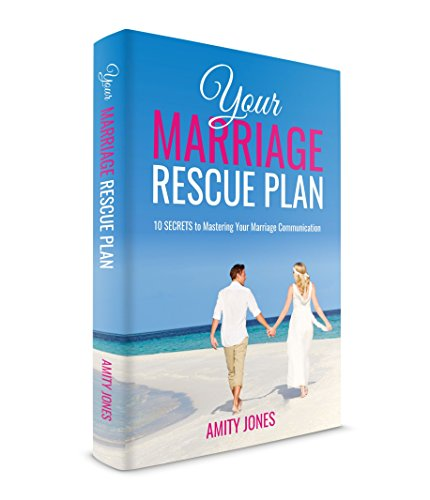 Your Marriage Rescue Plan by Amity Jones ebook deal