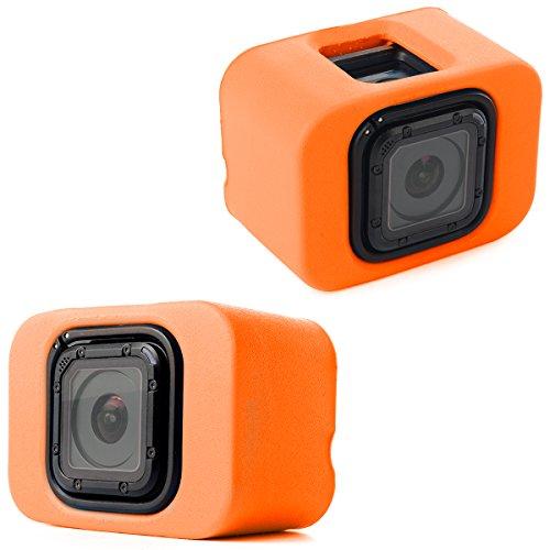 XCSOURCE eau vaporeuse flotteur Surf Housse de protection pour GoPro Hero 4 Session Cam OS455