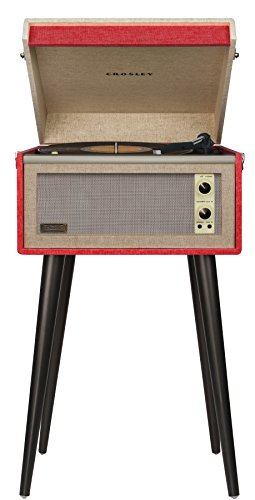 crosley-cr6233a-re-dansette-bermuda-portable-turntable-with-aux-in-red