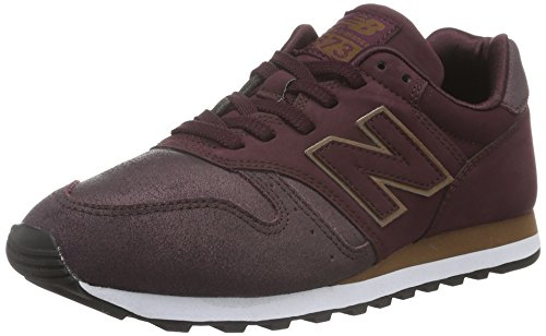 New Balance - WL373PG-373, Zapatillas de Running Mujer, Rojo (Burgundy 512), 40...