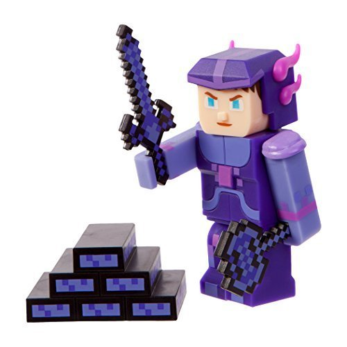 Terraria Shadow Armor Action Figure with Accessories by Terraria
