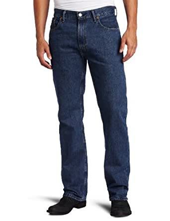 Levi's Men's 505 Regular Fit Jean, Dark Stonewash, 29x30