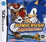echange, troc Sonic Rush Adventure (Nintendo DS) [import anglais]