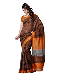 Diva Fashion-Surat Art Silk Printed Saree