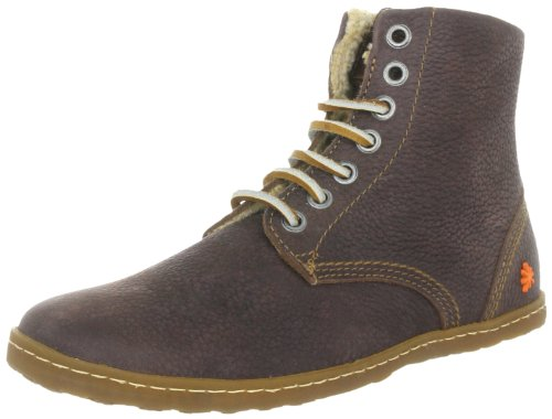 ART QWERTY Boots Unisex-Adult Brown Braun (Moka) Size: 38