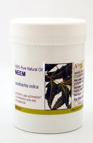 500ml Neem Oil, Refined