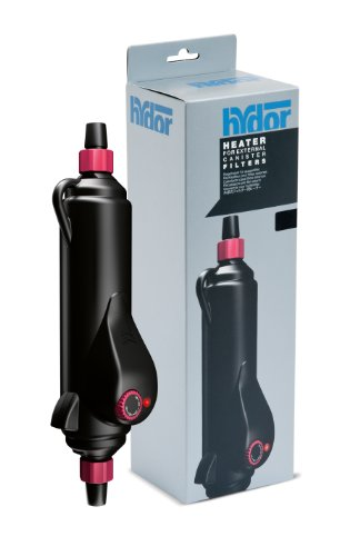 Hydor ETH 300 In-Line External Aquarium Heater, 300w, 5/8