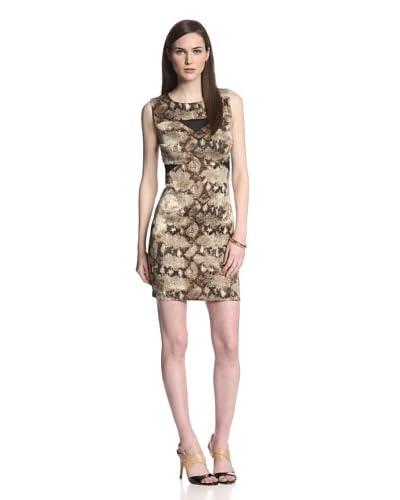 W118 by Walter Baker Women's Drake Dress  [Snake]
