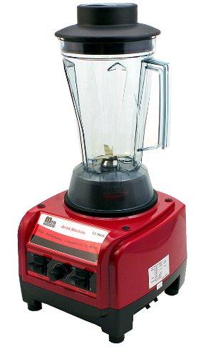New Mtn Kitchenwaretm Heavy Duty Commercial 3Hp High Power Blender Mixer