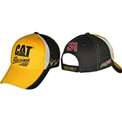 NASCAR Ryan Newman #31 CAT Racing Fan Up Cap by Checkered Flag