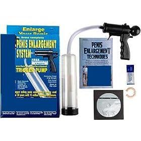 Dr. Bross Trigger Pump Penis Enlargement System