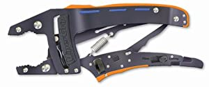 IDL Tools International VG6000BK ViperGrip 6-Inch 2-in-1 Self-Adjusting and Locking Pliers from IDL Tools