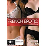 French Erotic Collection: Secrets of the Satin Blues / African Thrills / The Couples of Boulogne / A Woman Possessed / Emilienne / Nea [8 DVD Box Set] [Australische Fassung, keine deutsche Sprache]