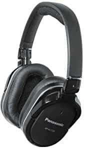 Panasonic RPHC720K Over-Ear Headphones, Black