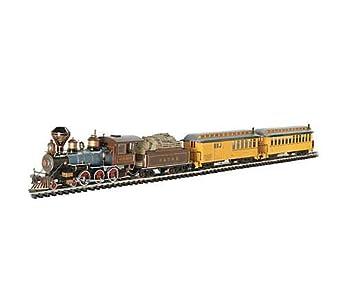 Amazon.com: Bachmann Trains Silverado Ready-to-Run Large Scale Train