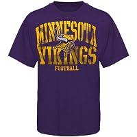 NFL Minnesota Vikings Fantasy Leader T-Shirt - Purple - by Nutmeg
