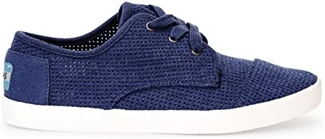Toms Paseo Ink Canvas Perf