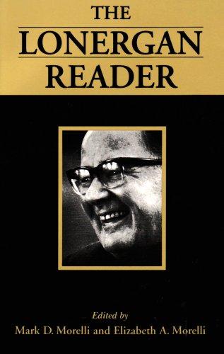 Image for publication on The Lonergan Reader (Lonergan Studies)